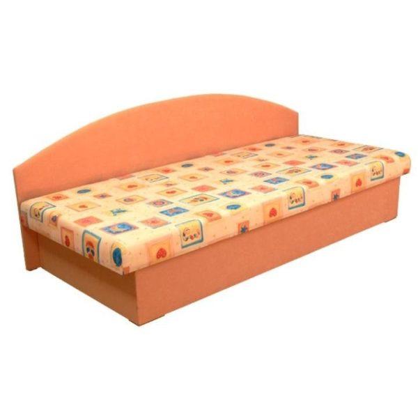 Celočalúnená váľanda so sendvičovým matracom