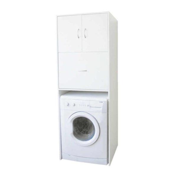 Hlboká skrinka nad práčku