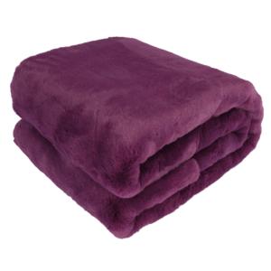 Kožušinová deka