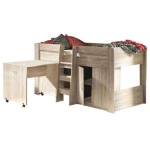 Kombinovaná posteľ do detskej izby