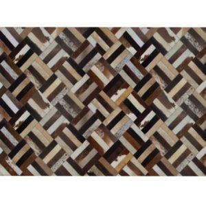 Luxusný kožený koberec