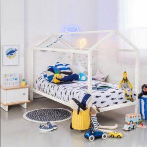 Montessori posteľ