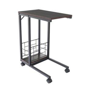 Príručný stolík na kolieskach
