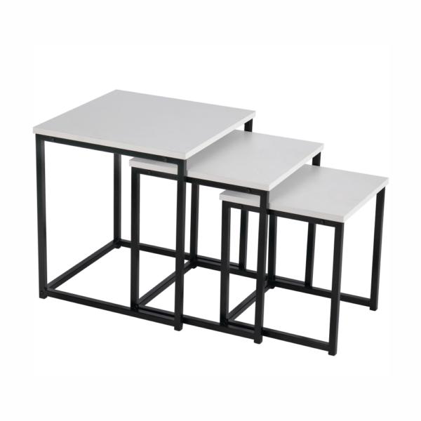 Set 3 konferenčných stolíkov