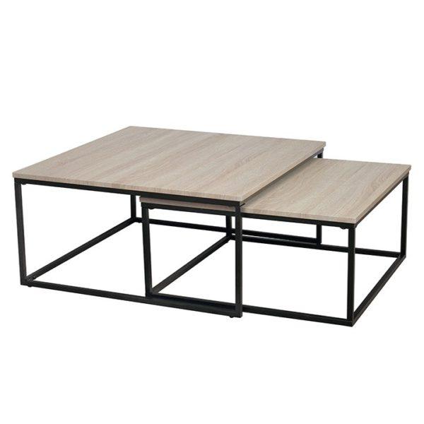 Set dvoch konferenčných stolíkov