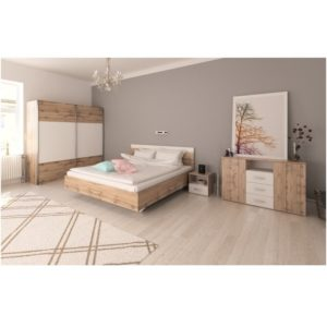 Spálňový komplet (posteľ 180x200 cm)