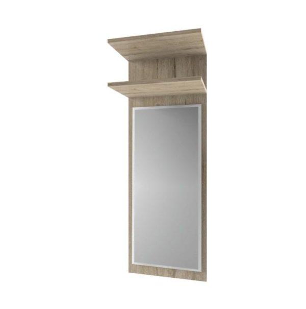 Panel so zrkadlom