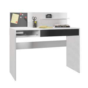 PC stôl s magnetickou tabuľou