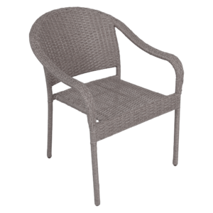 Záhradná stohovateľná stolička