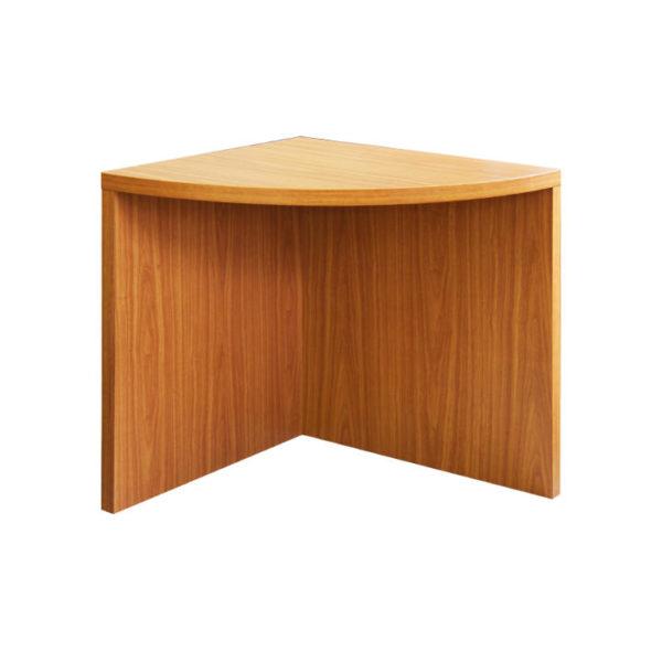 Rohový oblúkový stôl