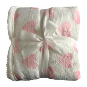 Obojstranná baránková deka