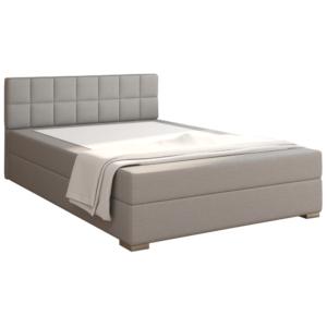 Boxspringová posteľ 140x200
