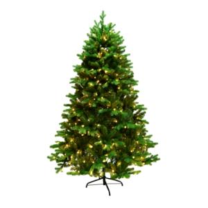 Vysokokvalitný FULL 3D vianočný stromček so svetielkami