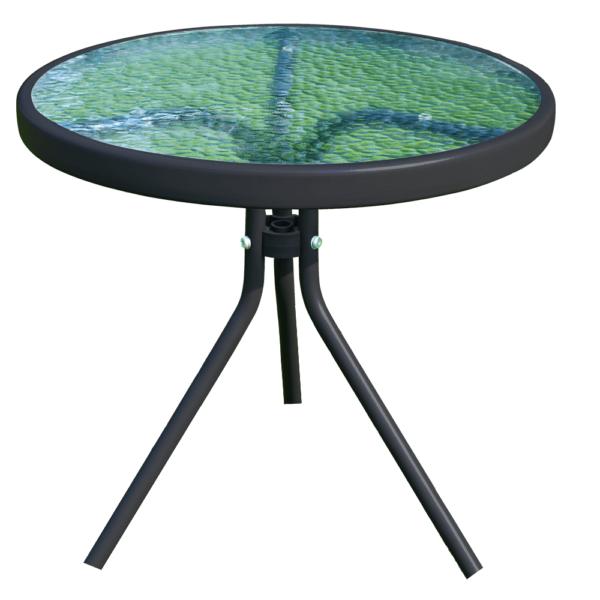 Záhradný príručný stolík