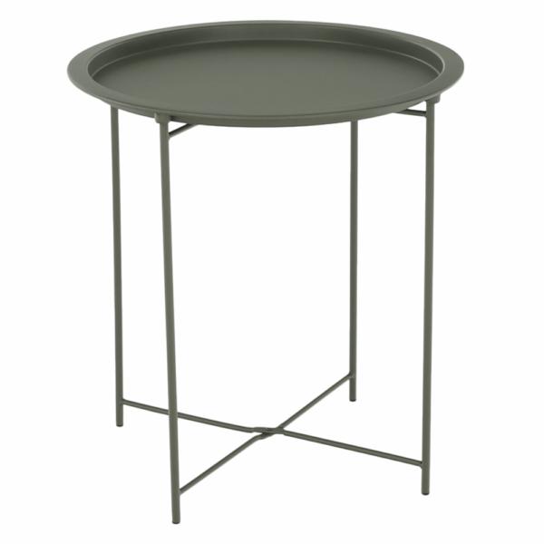 Príručný stolík s odnímateľnou táckou