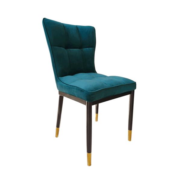 Dizajnová jedálenská stolička